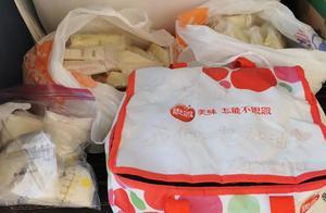 8个月确诊女婴隔离后不吃奶粉,不到3个小时筹集180袋母乳