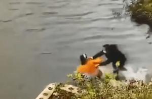 后怕!女子水库边系鞋带被同伴推下水,警方:双双溺亡