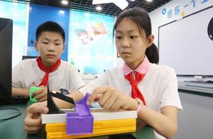 """了不起的孩子!徐州这群小学生发明的""""神器""""真有创意"""