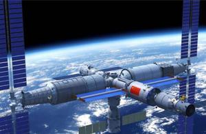 """中国航天势不可挡!空间站建设进入""""第3步"""",核心舱已整装待发"""
