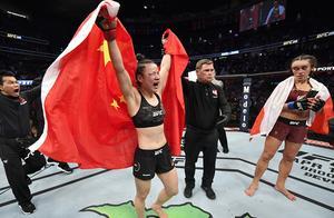 张伟丽赢乔安娜入选UFC最佳 感言:男人可卖口红女人也可打拳