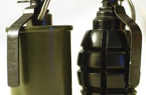 """手榴弹要扔多远才算是及格?最远记录保持者被称为""""人肉迫击炮"""""""
