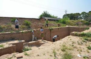 陕西省考古研究院近日公布渭南市富平银沟遗址最新发掘成果