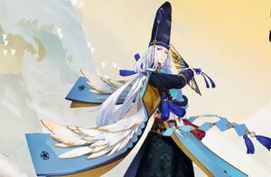 阴阳师:新的华点:千姬的打火能力非常强,近似于追月