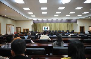 象山区法院组织收看《间谍罪名的背后》宣传片