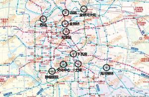 """天津200多个地铁站,真正""""值钱""""的,就这11个"""