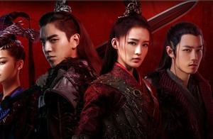 《狼殿下》渤王强吻了摘星,李沁采访时吐槽王大陆演吻戏是拔火罐