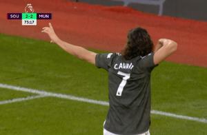 0-2到2-3绝杀!曼联史诗级逆转,卡瓦尼独造3球,索帅疯狂庆祝
