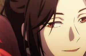 《天官赐福》动画,阿昭有三郎同款眼影,这是亲兄弟吗?