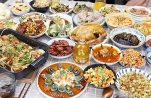 """除夕年夜饭,""""硬菜""""桌上得有,6道菜任选一种,家宴待客有面子"""