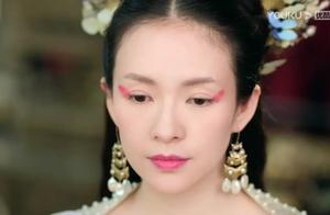《上阳赋》开播遭群嘲,章子怡演技再好,少女就不能换个演员?