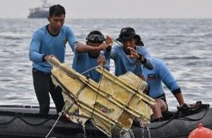 印尼对SJ182航班客机坠毁事故展开调查