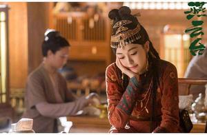 《燕云台》播出后,唐嫣角色深受非议,好好的女主被演成了傻白甜
