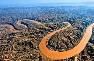 黄河因含沙量过大,据说不采取措施,此景点50年后就有可能消失了
