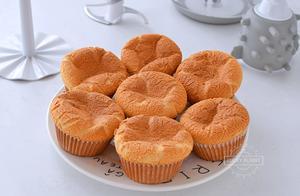 这款网红糕点要试试,口感绵软,比传统蛋糕好吃,做法很简单
