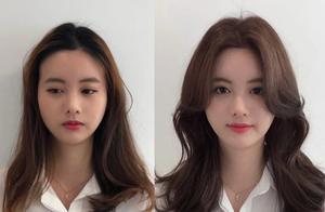 论发型的重要性!发型真的能影响颜值与气质,好的发型堪比整容