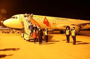 「网连中国」支援来了!江苏、浙江医疗队深夜抵达石家庄