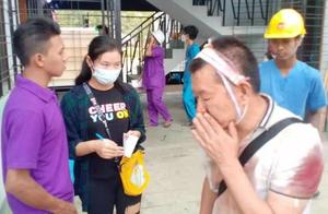 缅甸仰光莱达雅工业区两服装厂遭纵火 多人被打伤 有厂房被占据
