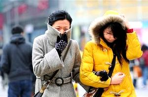 寒潮明天来,杭州部署雪防冻,喊你回家加衣服