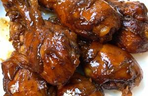 鸡腿放电饭锅焖着更好吃?