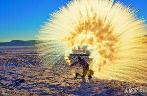 这才是冬季到最北漠河的正确打开方式,感受极寒的冰雪童话世界