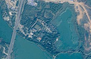 见证中国速度:从太空看武汉火神山、雷神山医院