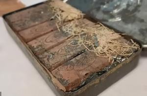 """澳洲发现一盒""""120岁""""的巧克力,网友:好奇是什么味道"""