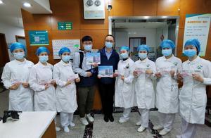 浙江战友回武汉看望抗疫医护了!还带着50张中国好声音总决赛门票