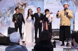 向太回应向佐郭碧婷去年9月已领证 并称自己结婚40年才领证