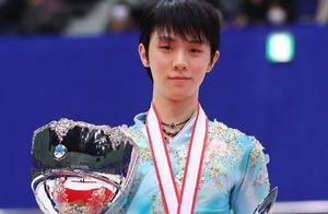 羽生结弦赛季首冠,坚持热爱,传奇继续,期待北京冬奥会三连冠
