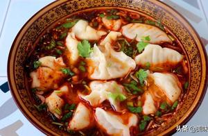 陕西女子教你在家做酸汤水饺,酸辣爽口过瘾,味道堪称一绝