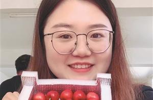 """大连女孩想把自家的第一批樱桃 送给最美逆行""""七仙女"""""""