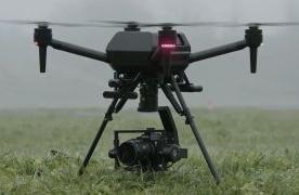 索尼大法抢食大疆无人机?索尼Airpeak无人机即将发布?