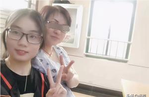清华学姐唐靖近况,情绪很低落,辅导员24小时陪伴着她