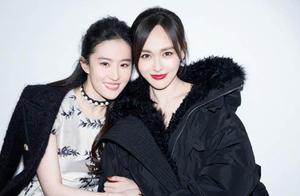 刘亦菲连续5年为唐嫣庆生,唐嫣邀约合照,网友:仙女都一起玩