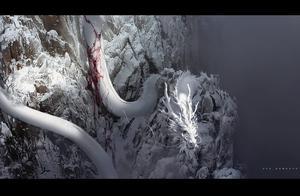 《黑神话:悟空》最新概念图公开,游戏场景宏大壮观
