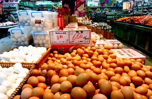 鸡蛋猪肉联手降价,刚涨价就落价的鸡蛋,会不会一直跌下去?