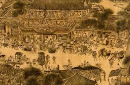 北宋名画《清明上河图》细思极恐,惊现24具尸体,暗藏惊天杀局