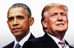 """奥巴马炮轰特朗普:从我这继承的美国""""繁荣经济"""",他全搞砸了"""