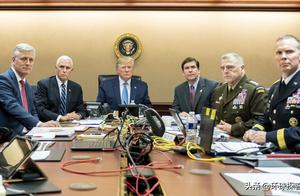 特朗普彻底没戏了!国会罢免他后,拜登成为美军总司令