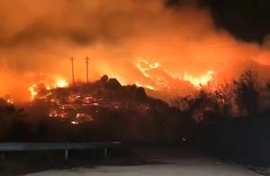 南澳突发山火,这个违反直觉的安全隐患可能你不知道