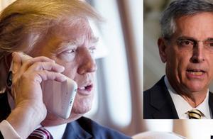 这通恶劣电话曝光,特朗普亲自将自己送入无底深渊