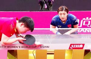 女乒世界杯落幕!陈梦4-1逆转孙颖莎,首次夺得单打世界冠军