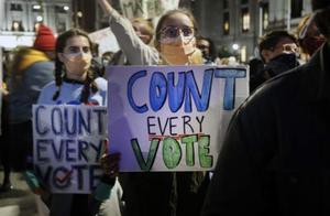 还差6票!拜登距离美国总统胜选仅一步之遥,特朗普还能如何搅局?