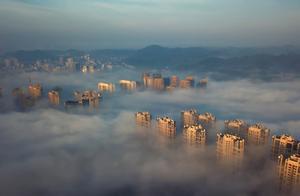 """安徽再现""""自然奇观"""",黄山""""仙境""""云雾缥缈,有望晋升5A景区"""