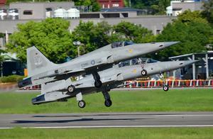 飞行员遇难F-5机龄遭质疑,台军:无老旧问题但将退役