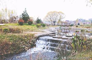 邯郸这个小众打卡地,有水有亭有木屋,承包你年末的惊喜!