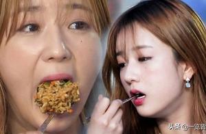 尹普美为当明星放弃高考 转型吃播收入不菲 狂吃不胖是卖人设?