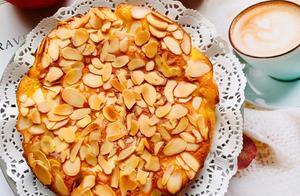 网红苹果千层蛋糕,奶香浓郁,不用打发就能搞定