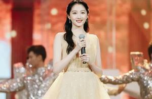 国剧盛典女星惊艳,关晓彤小女人风情,金晨优雅,张萌选对了妆容